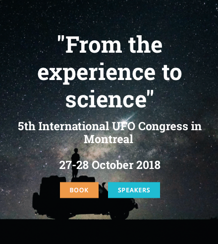 UFO Conference in Montreal Oct 27-28