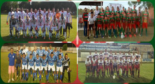 2 jogos definirão os finalistas do Campeonato Limoeirense Série B de 2018.