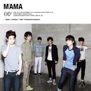 EXO – MAMA Albümü