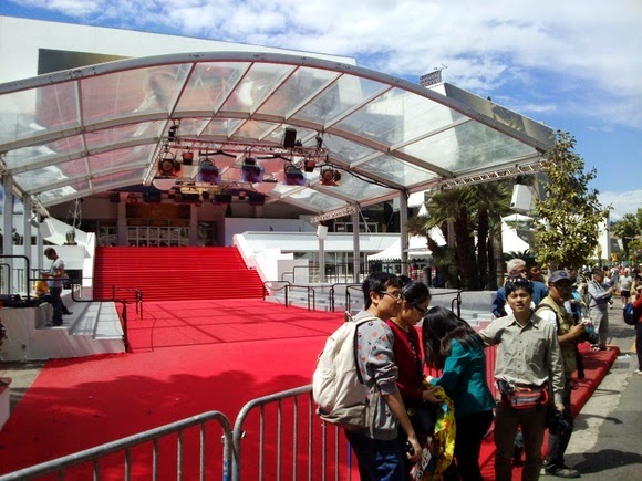 Cannes Film Festival red carpet pictures