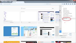 Cara cepat dan mudah update Mozilla Firefox