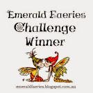 Challenge Winner Badge