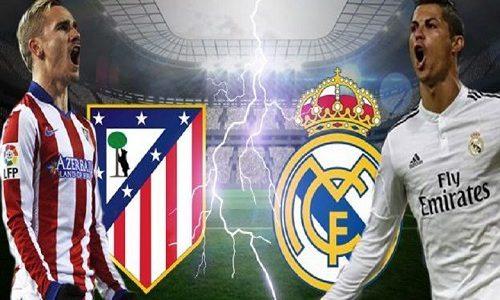 بث مباشر ريال مدريد واتلتكو مدريد بث مباشر الدوري الإسباني مباراة اليوم