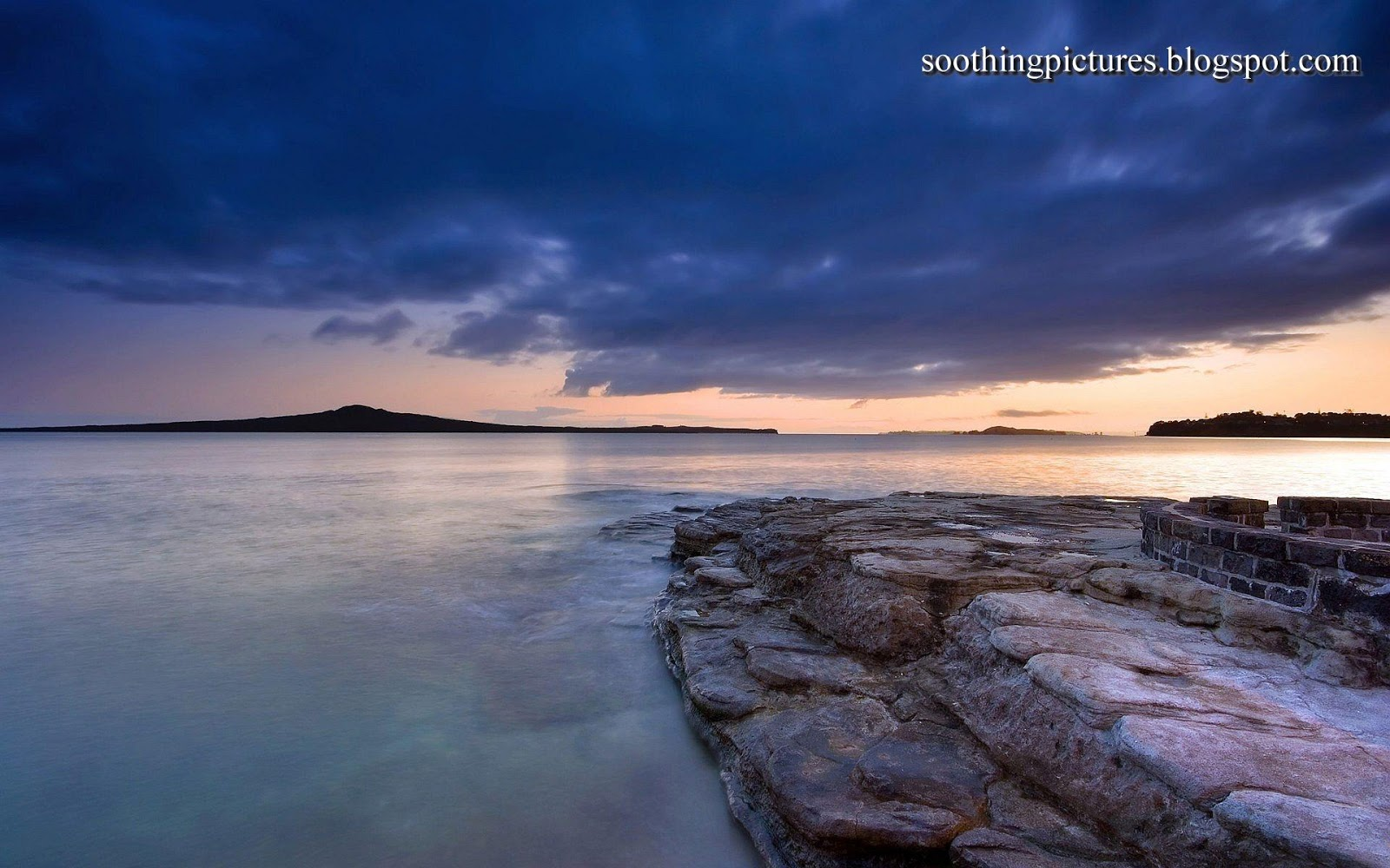 SOOTHING PEACE OF MIND NATURE PICTURES: Serene Calming