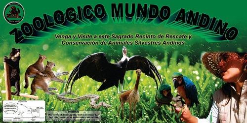 Zoológico Mundo Andino Tipón - Cusco