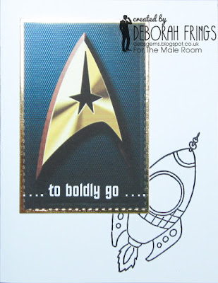 to boldly go - photo by Deborah Frings - Deborah's Gems