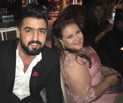فيديو لحفل عيد ميلاد الفنانة دلال عبدالعزيز بحضور العديد من النجوم