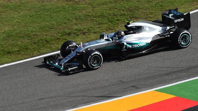 Latihan Bebas 1 GP F1 Jerman : Rosberg Tercepat, Rio 21