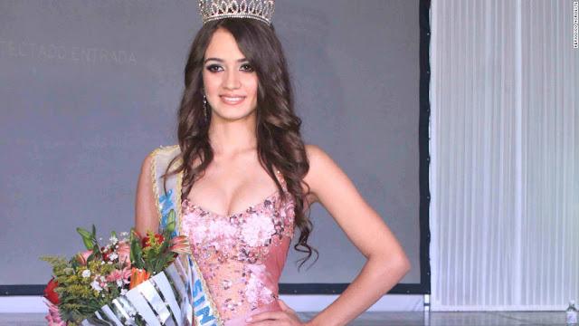 Maria Susana Flores Gamez tewas di bunuh oleh gangster