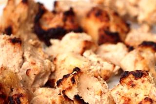 लेमनग्रास चिकन टिक्का रेसिपी - Lemongrass Chicken Tikka Recipe - How to make Lemongrass Chicken tikka at Home