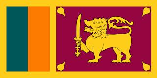 Gambar Bendera negara Sri Lanka