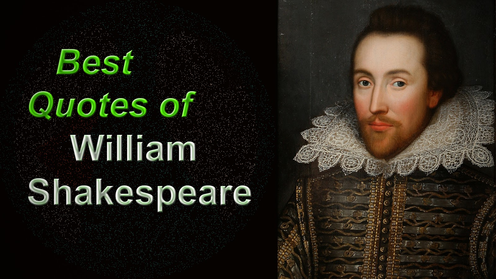 Best Quotes of William Shakespeare - Best Quotes Forever