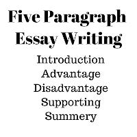 5 Paragraphs Essay