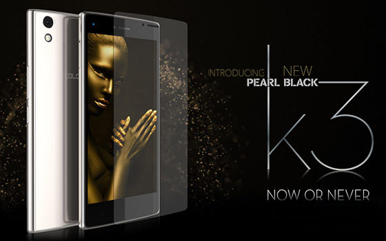 colors pearl black k3