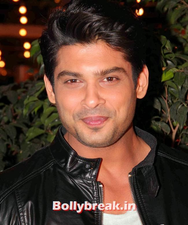 Siddharth Shukla, Balika Vadhu Success Party Pics -1500 Episodes