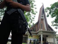 Setelah Diberitakan Belum Sunat, Kini Pelaku Teror Gereja di Medan Dikenakan UU Perlindungan Anak Karena Usianya Masih 18 Tahun