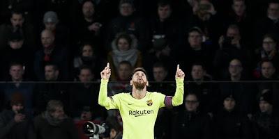 Jika Messi Sudah Siap, Barca Akan Segera Perpanjang Kontraknya