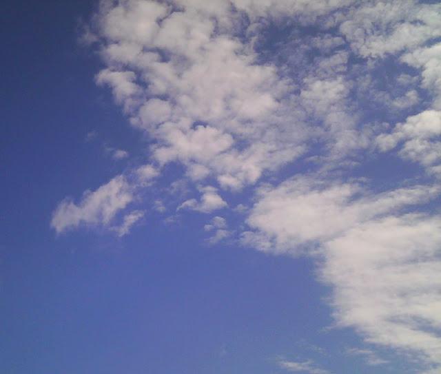 Perspektiven eines Küstenjungen (+ Verlosung): Blick in den Himmel. Ist da ein Wolken-Vogel?