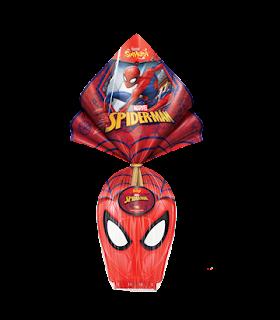 Ovo de Páscoa Surpresa Spider-Man