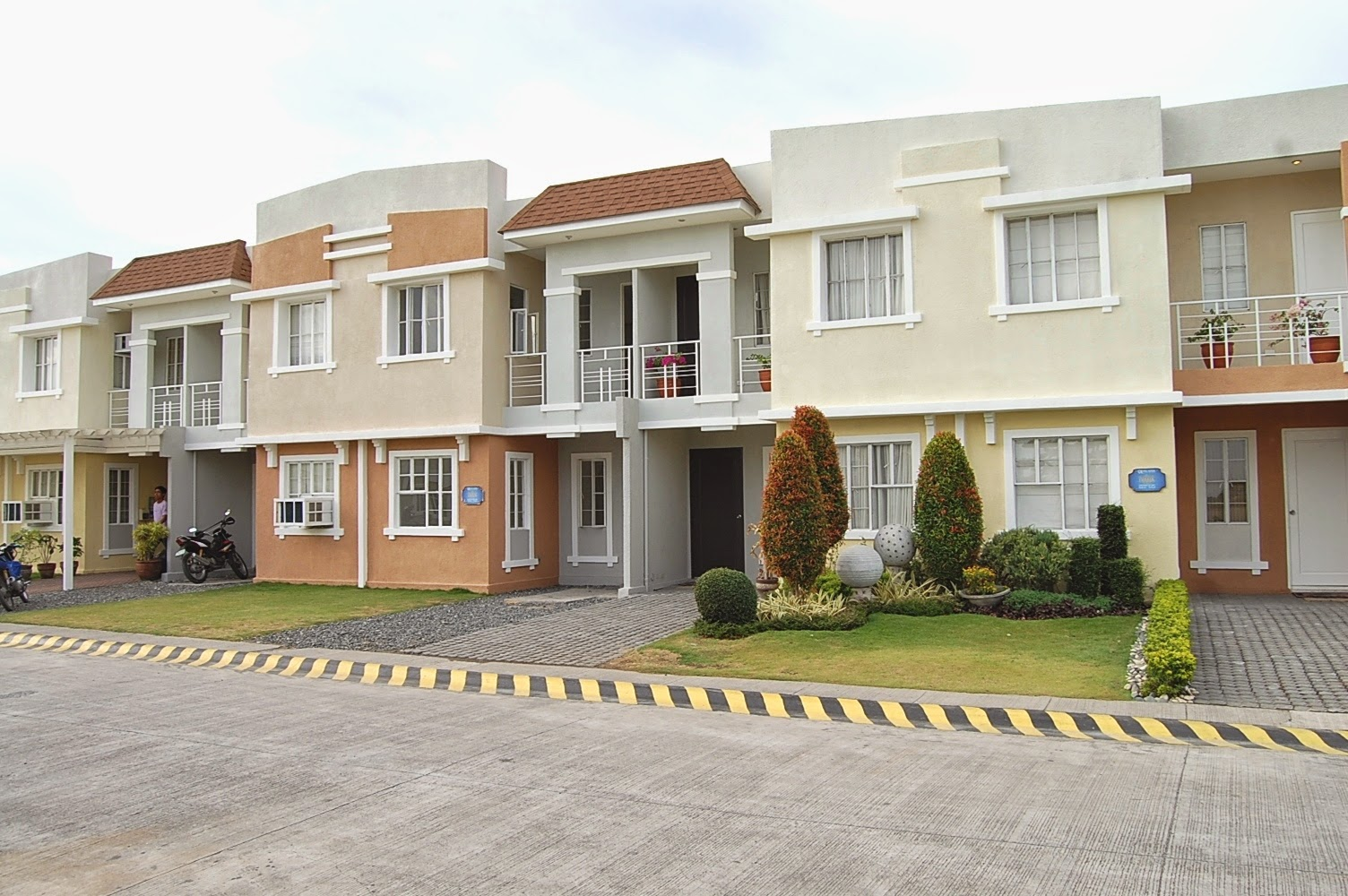 Car Garage For Rent >> DIANA MODEL LANCASTER | Pag-ibig Housing | Pag-ibig House For Sale | Cavite thru Pag-ibig