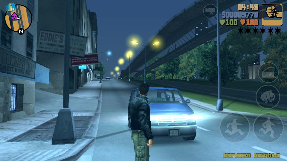 GTA Roid Game Apk Free Download