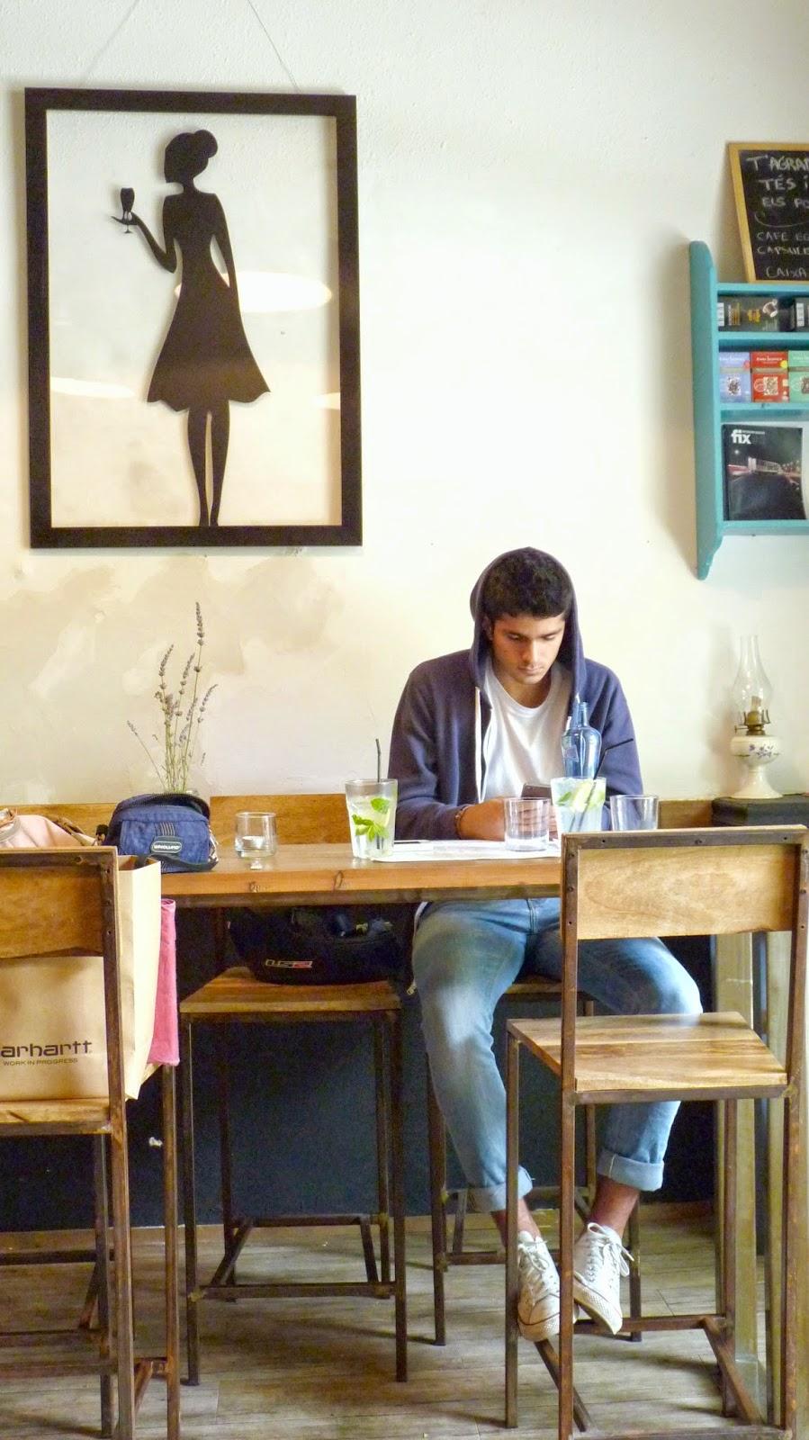 Copasetic, restaurante sin gluten