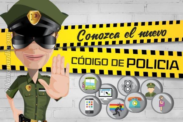 Nuevo Codigo de la Policia