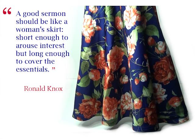 Lovely #KateKasin Floral Skirt