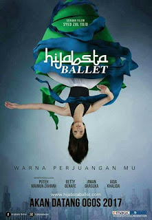Download Film Hijabsta Ballet (2017) WEB-DL