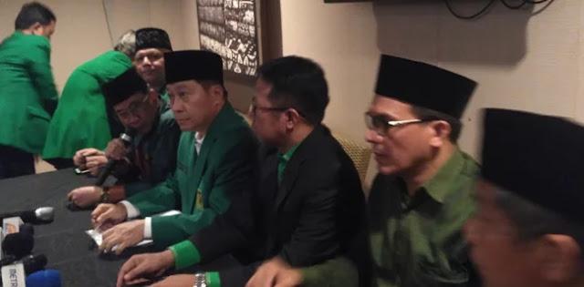 Tertutup, Prabowo Subianto Terima Pengurus DPP Dan DPW PPP Muktamar Jakarta