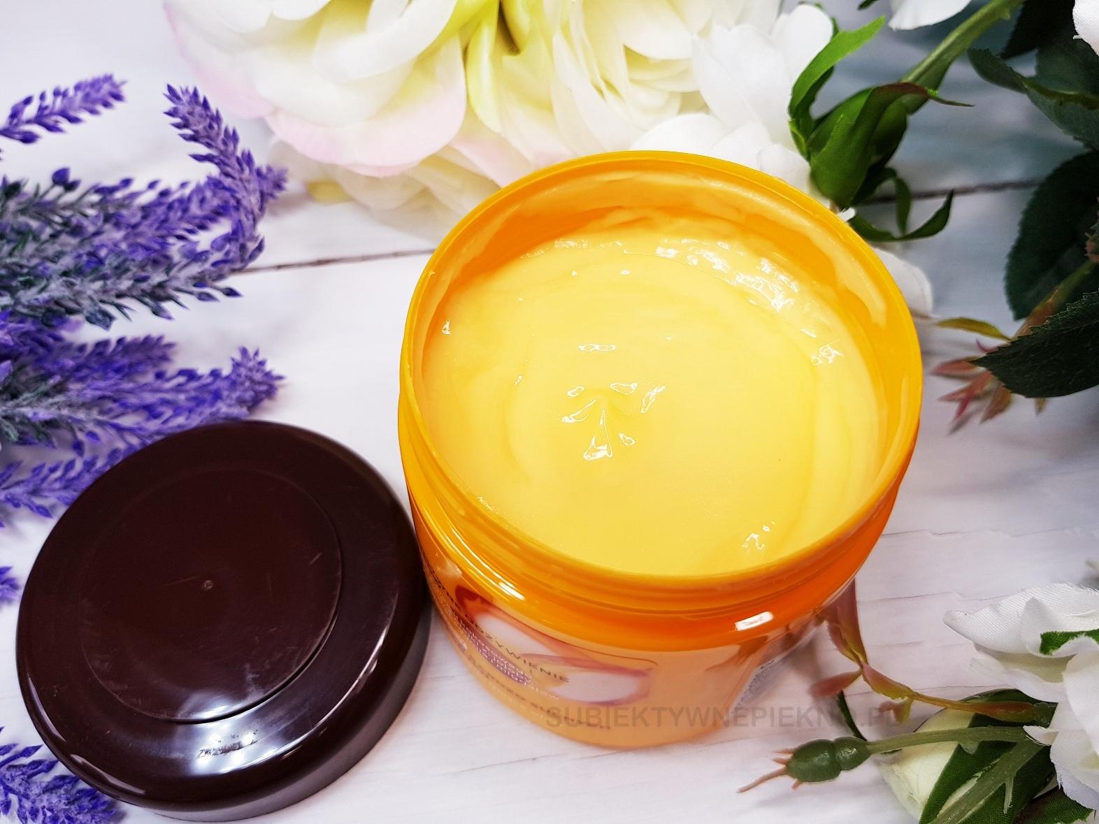 Wzmacniająca maska Garnier Fructis Oil Repair 3. Blog, opinie, działanie