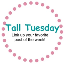 tall tuesday tall blogs tall people