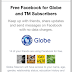 Globe subscribers to enjoy Free Facebook until February 14, 2014!