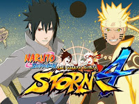 Naruto Ultimate Ninja Impact Storm4 Iso Download Mod Pack v3  + save data + New Cheat 100% Terbaru For Android Gratis