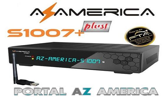 Resultado de imagem para AZAMERICA S1007 PLUS  portal azamerica