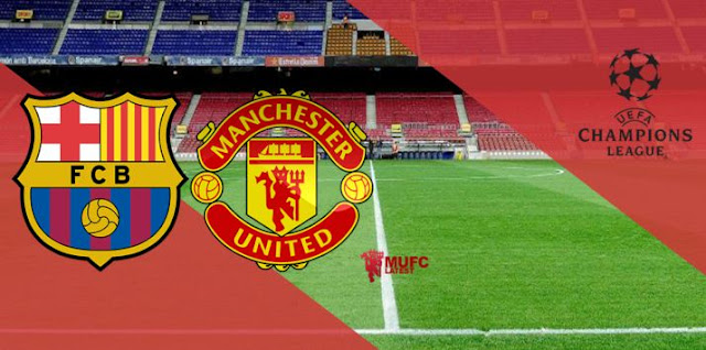 Prediksi Barcelona vs Manchester United - Liga Champions 17 April 2019