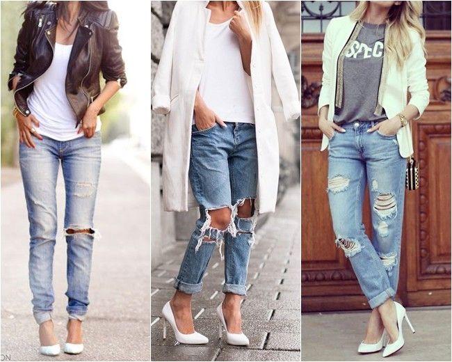 Customize sua calça jeans e deixe ela moderna e despojada