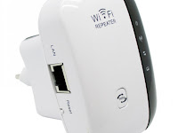 Spesifikasi dan Fungsi Mini Portable Wireless-n Wifi Repeater KexTech WL0189