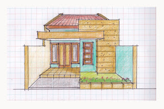 view of simple house plan 02