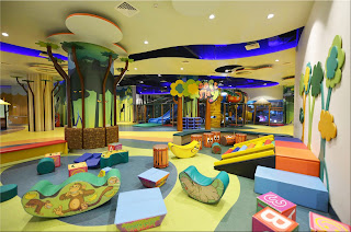 FEC Development, Iplayco, Indoor Playground, Family Entertainment, toddler play area, softplay