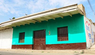 Casa Jose Maria Arguedas Supe Puerto