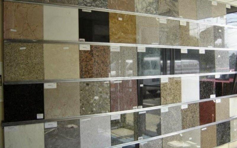 model granit untuk lantai ruang tamu yg bagus