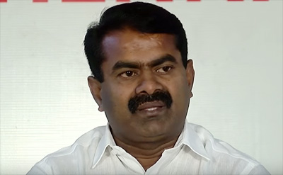 Naam Tamilar Seeman To Introduce A Transgender As A MLA Candidate for TN Election – 2016