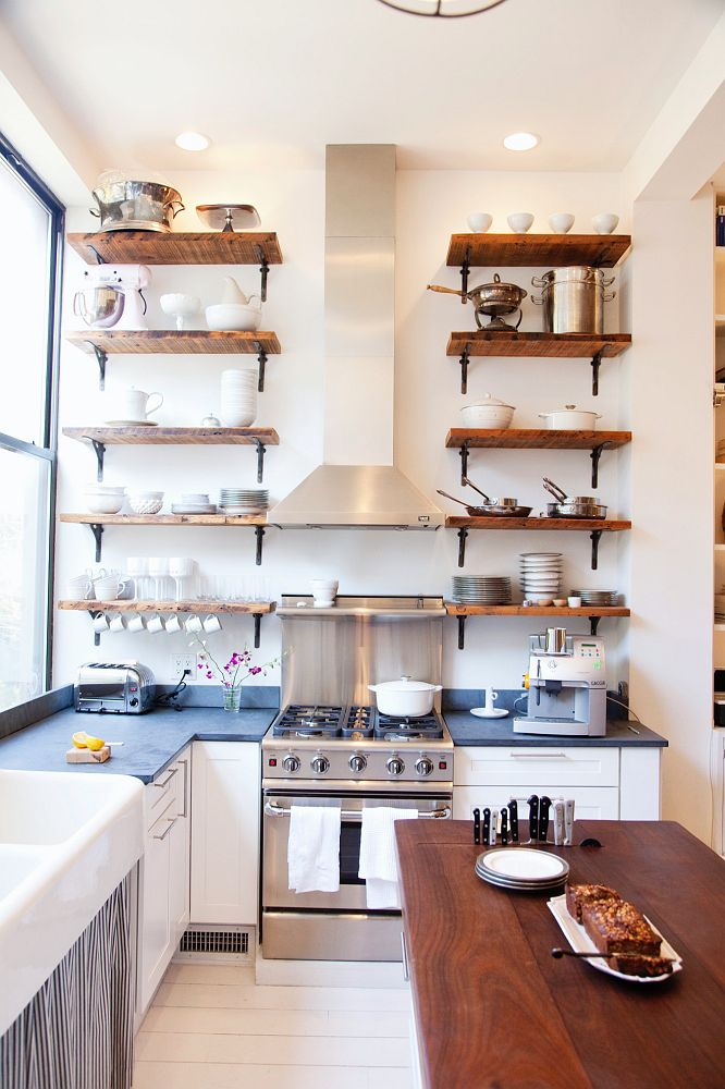 Mind-Blowing Brooklyn Kitchen That Everyone Can Afford