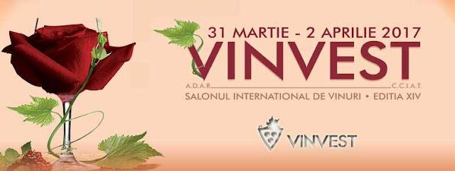 Vinvest la Timisoara (31 martie - 02 aprilie )