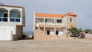 Cape Verde house which is finalized
