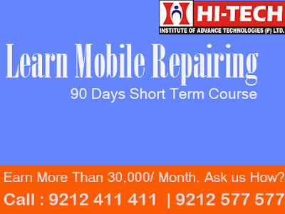 Mobile Repairing Course in Delhi