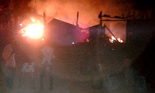 Ini Kronologinya Kebakaran di Kapuas Hulu Gudang di Kalis