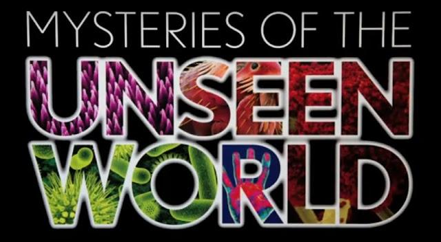 Mistérios do mundo invisível