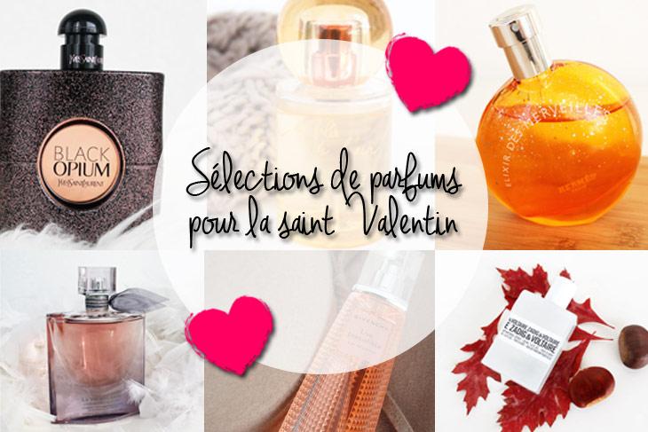 Sélection Parfum La De Pour Saint Ma Valentin RLq35c4jA